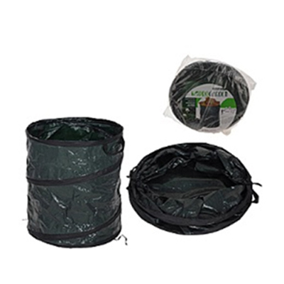 pop up sack spring garden leaf grass bag refuse sack bin. Black Bedroom Furniture Sets. Home Design Ideas